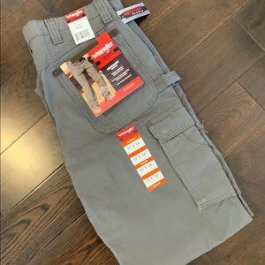 ▪️ Wrangler Riggs Workwear Ranger relax fit pants